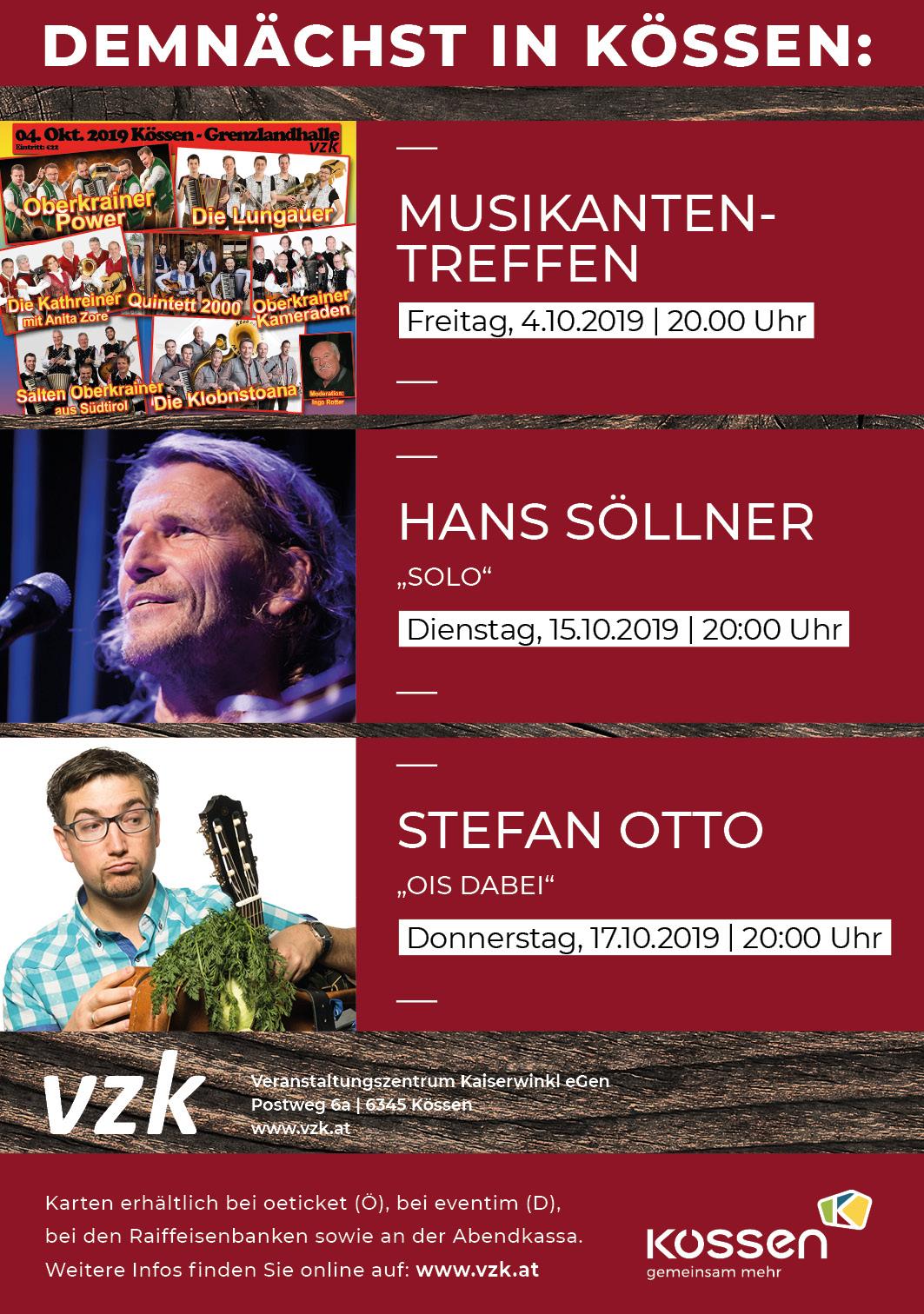 VZK 2019 08 Musikantentreffen-Söllner-Otto 90x128mm