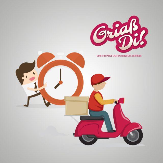 Öffnungszeiten & Lieferservice der GriaßDi! Betriebe Lockdown 2.0