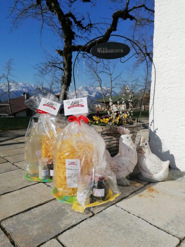 Das Osternest für Genießer vom Biohof Lanz
