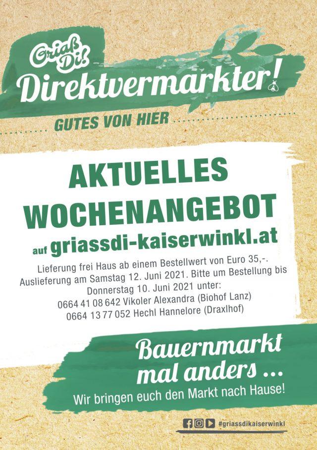 Kaiserwinkl Aktuell – GriaßDi! Werbung Juni 2021