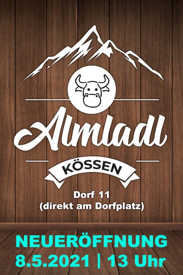 Neuer GriaßDi! Betrieb – Almladl öffnet am 8.5.2021