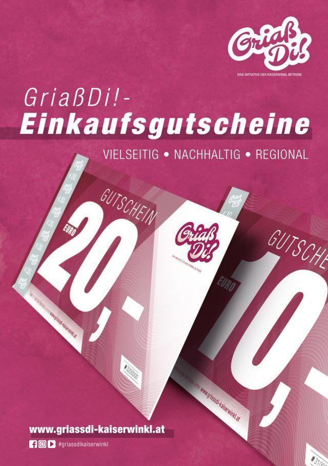 Kaiserwinkl Aktuell – GriaßDi! Werbung Juli 2021