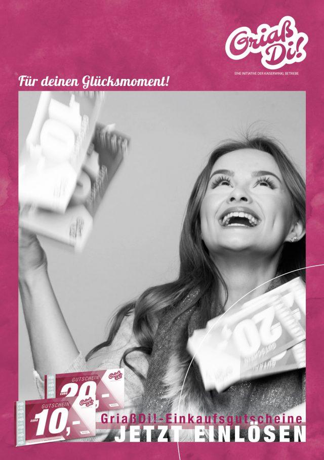 Koasabote – GriaßDi! Werbung September 2021